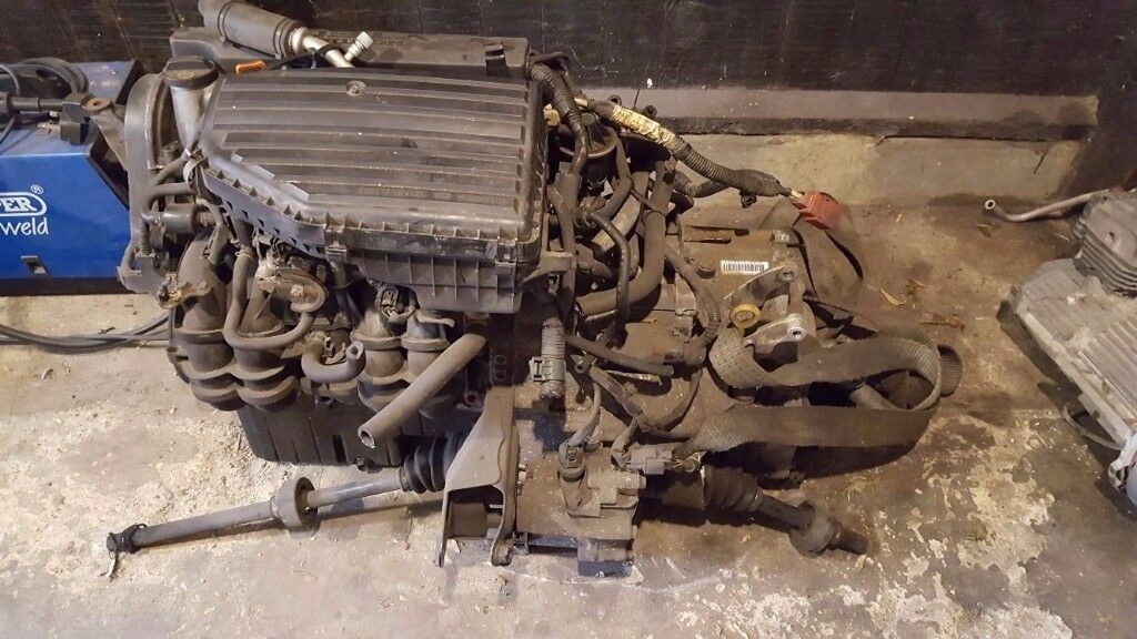 HONDA CIVIC ENGINE+GEARBOX AUTOMAT COMPLETE