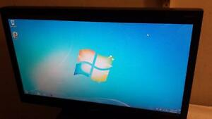 "Used 23"" Samsung LCD Computer Monitor with HDMI  for Sale"