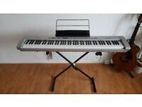 Technics P50 keyboard digital piano