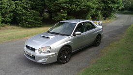 2003 Subaru Impreza WRX 85k miles - 12 Months MOT
