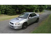 2003 Subaru Impreza WRX 83k miles