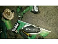 Hitachi Planer, Drill and Grinder