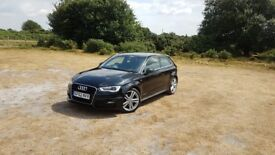 Audi A3 S-Line. Low miles. Full service history