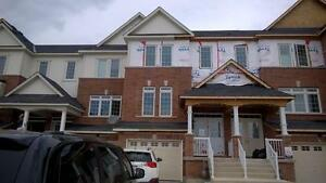 BRADFORD...JUST 2 YRS old..3 bedroom townhome! FENCED YARD!!