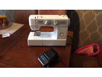 New Home by Janome, Sewing Machine. Immaculate condition.