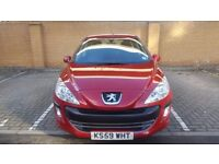PEUGEOT 308 IN EXCELLENT CONDITION, BARGAIN PRICE