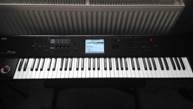 Korg M50 73 keys keyboard synth | in Wellingborough, Northamptonshire |  Gumtree