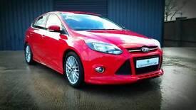 **2012 Ford Focus 1.6tdci **PROPER ZETEC S MODEL***