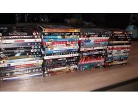 Over 65 DVD's
