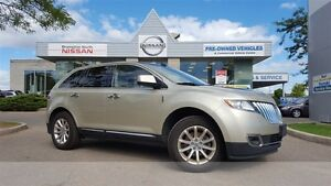 2011 Lincoln MKX *AWD,Leather,Panoramic Sunroof,Heated and Venti