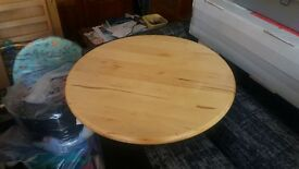 Wooden Turn Table £3
