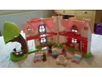 ELC Happyland Rose Cottage