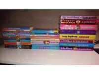 27 Jacqueline Wilson books