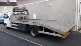 Ford recovery truck ⛟ ready for work long psv poss swap
