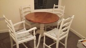 Laura ashley dining table