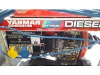 YANMAR Diesel Air-Cooled Generator