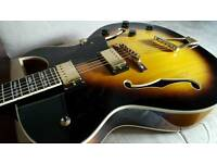 Vintage VSA575 hollowbody guitar *not an Epiphone/Washburn/Ibanez/Gretsch)*