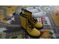 2 pairs Dr Marten almost new size EU 38, UK 5, £25 each