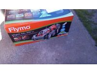 brand new flymo mighti - mo 300 Li cordless lawnmower