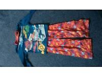 Boys pyjamas 2-3 years