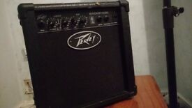 Peavey TransTube Backstage Guitar Amp