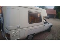 Classic camper with 11 months MOT very economical and reliable