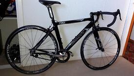 Giant TCR Aero Single Speed Road Bike. Immaculate. £400 ONO
