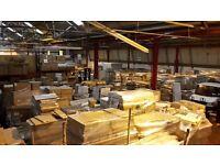 bankrupt stock 115 pallet of kitchen doors 7500 doors rrp £100000