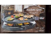 Brand New in Box, Raclette Grill