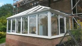 Conservatory £600 5.3mtrs x 2.9mtrs Winchester