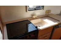 4 berth caravan for sale year 2000 in excellent condition.