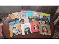 great opera singers, 53 LP records. £50 ono