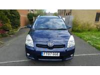 Toyota Corolla Verso 2.2d4d 7 seater