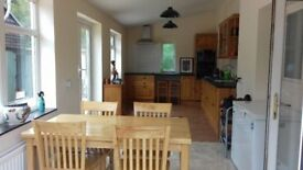 Detached cottage set in one acre grounds, ideal self employed