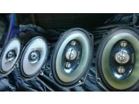 Kenwood speakers suit ford Vauxhall BMW Honda rover etc