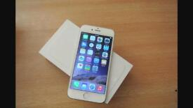 I phone 6s plus white 16gig