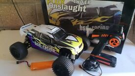 RC Car BSD Racing Flux Onslaught Brushless