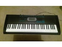 Pristine Casio CTK2100 Electric Keyboard w/ 61 Keys