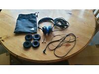 Sennheiser HD25 Headphones used once + unused accessories. £130 ono. RRP £169.99