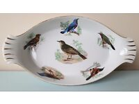 Decorative bird dish
