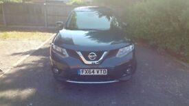 Nissan Xtrail 2015 (64 plate) low mileage £11999
