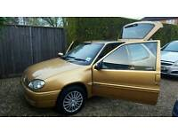 Citreon Saxo 51 Plate Spares or Repairs