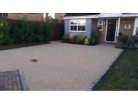 Resin Bound Driveways, Paths & Patios