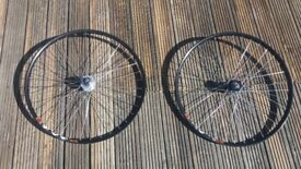 """Sun Ringle SOS DH wheels 26"""" QR"""
