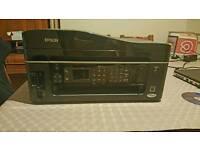 Epson stylus SX600FW WiFi printer and scanner