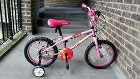"Apollo Roxie Kids' Bike - 16"""