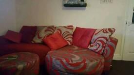 DFS daze sofa and cuddle sofa