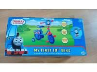 Thomas My First Bike 10'