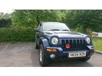 Jeep Cherokee 2.5 TD Limited 4x4 with new mot