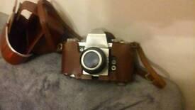 Vintage Praktica V.F camera